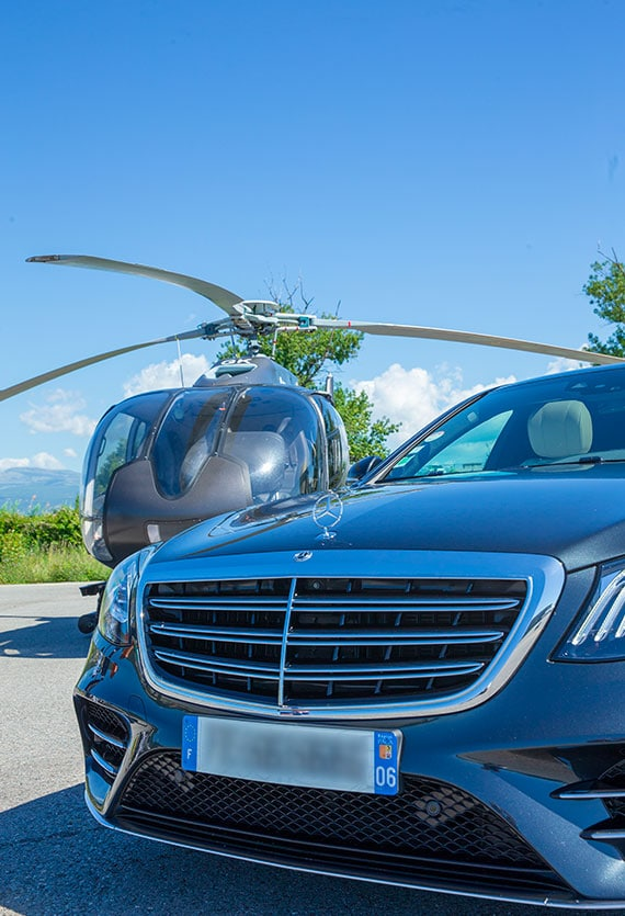 Hourly services with a private chauffeur |
