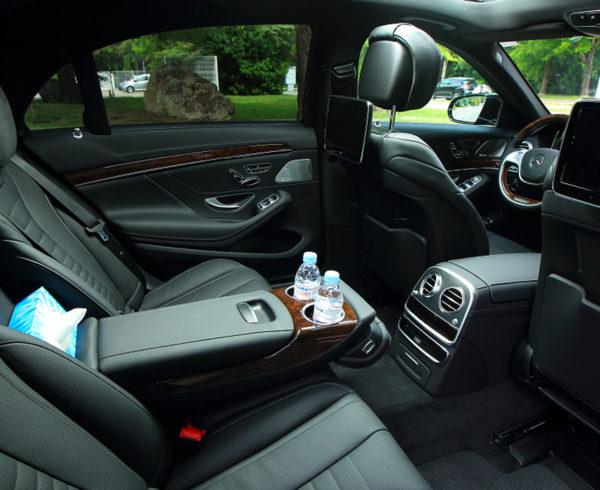 Mercedes S Class chauffeur Nice Cote Azur 2 |