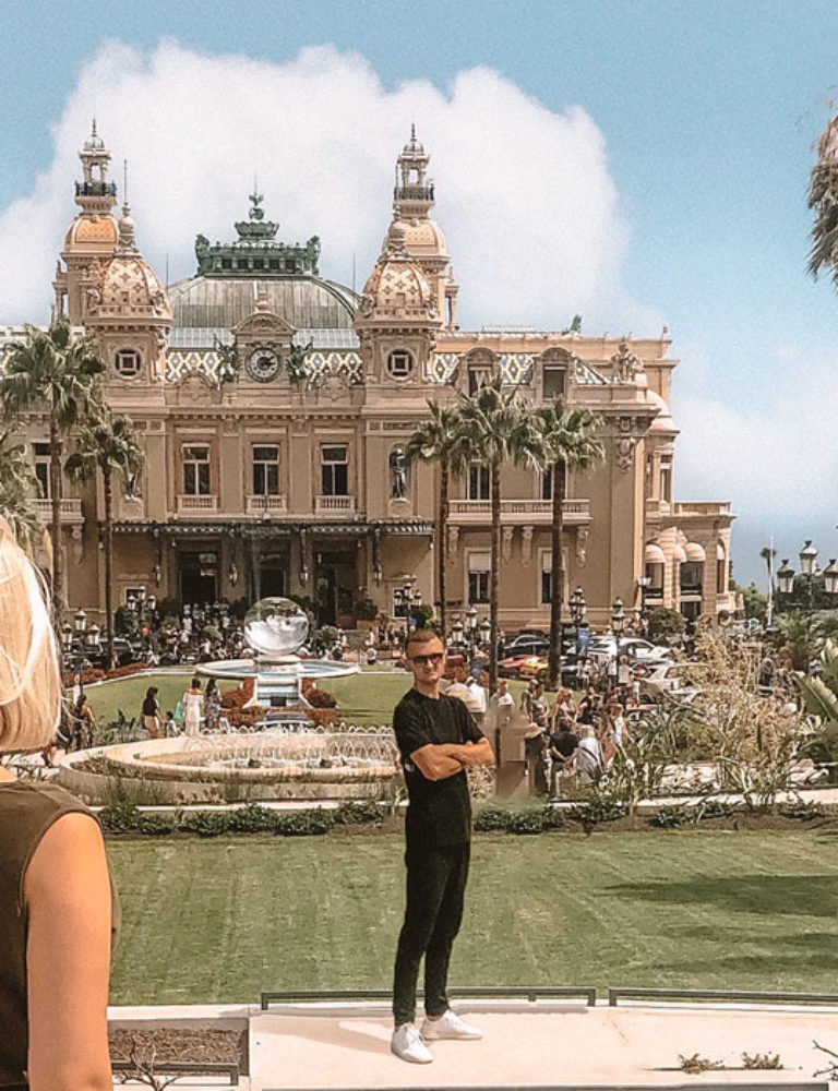 Monaco chauffeur transfer French Riviera