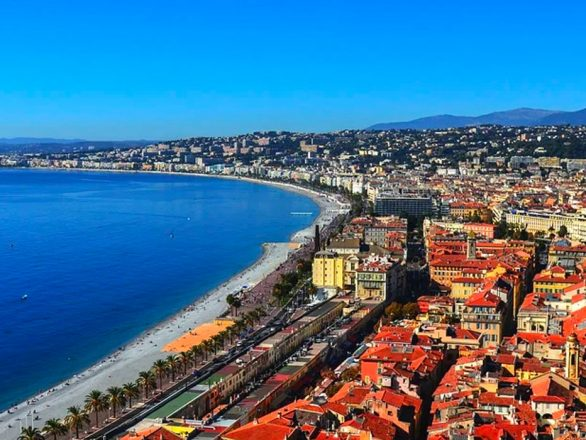 Nice chauffeur airport transfer French Riviera