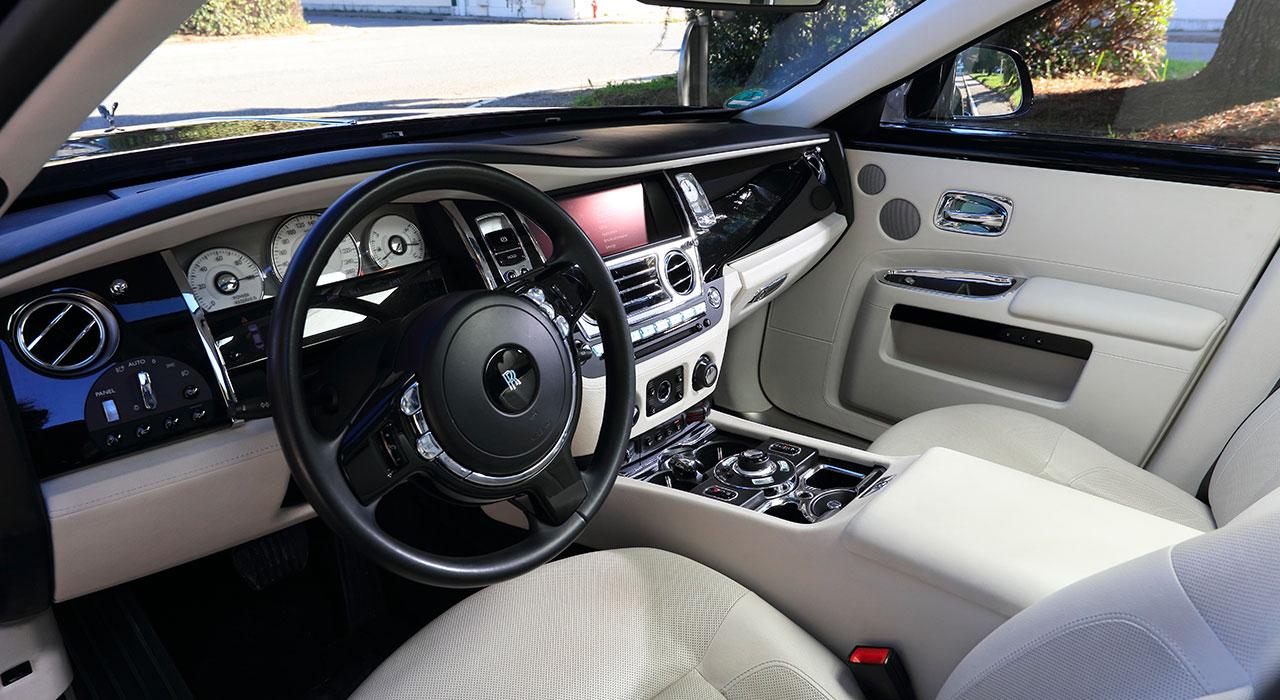 Rolls Royce Ghost chauffeur Nice Cote Azur 3 |