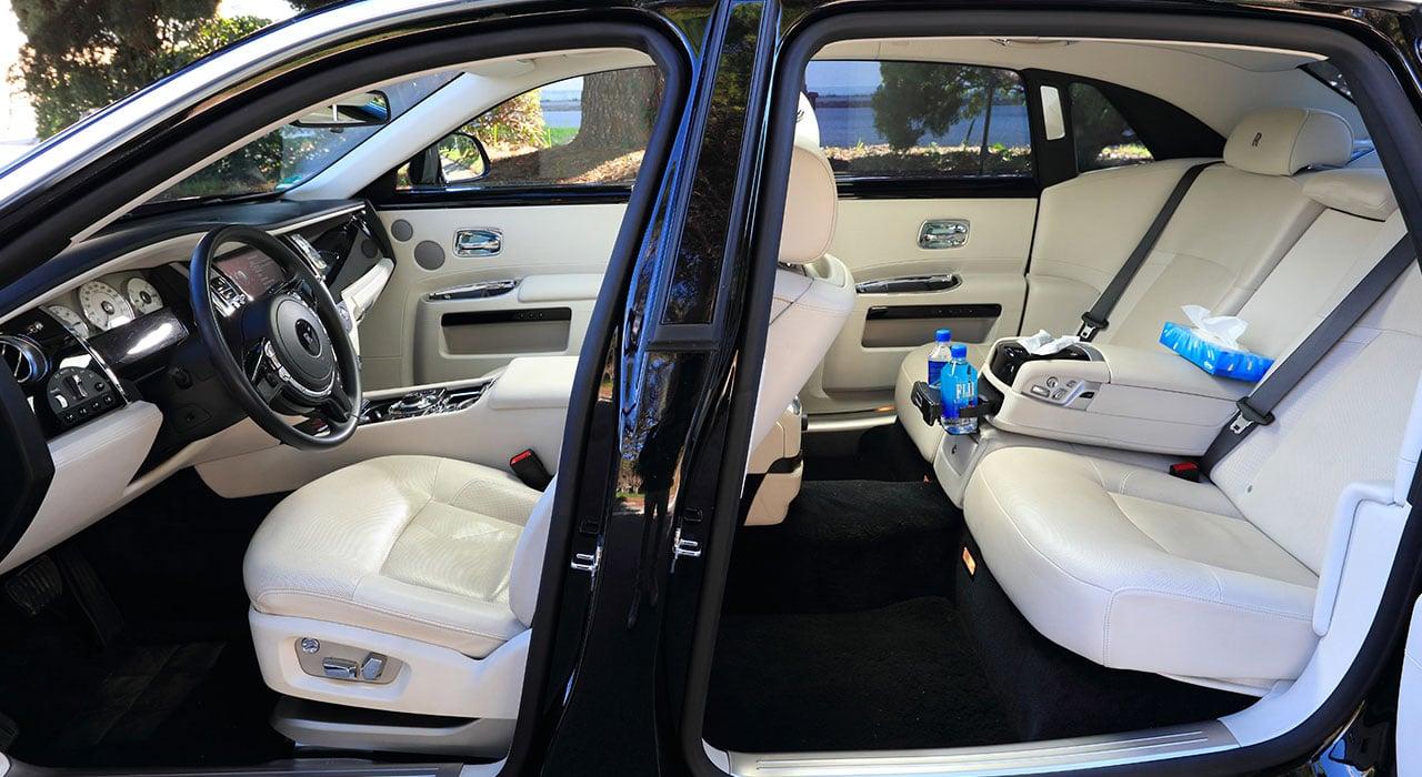 Rolls Royce Ghost chauffeur Nice Cote Azur 4 |