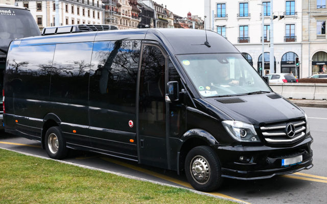Sprinter car service French Riviera