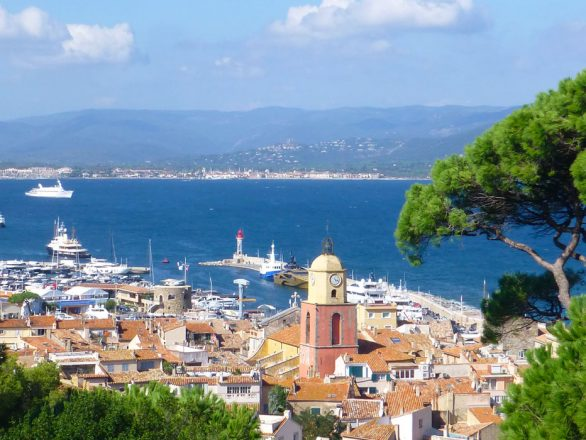 St Tropez chauffeur airport transfer French Riviera