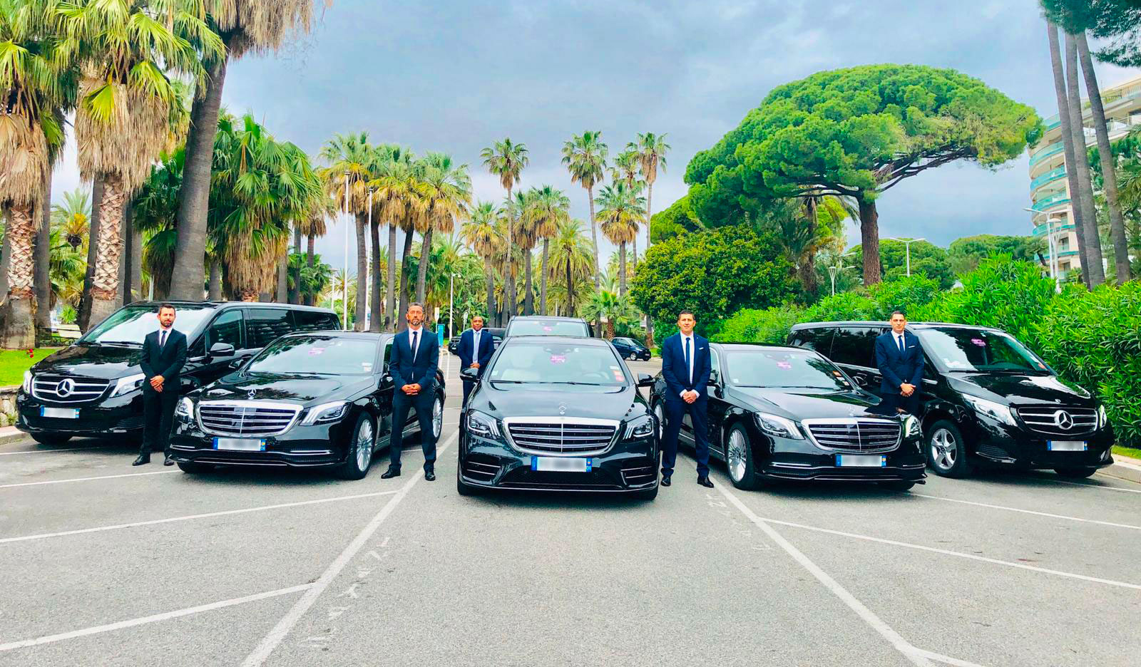 presentation kingdom limousines french riviera |
