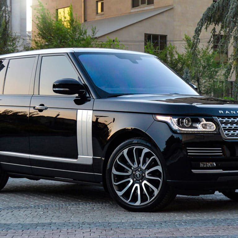 SUV Car service French Riviera