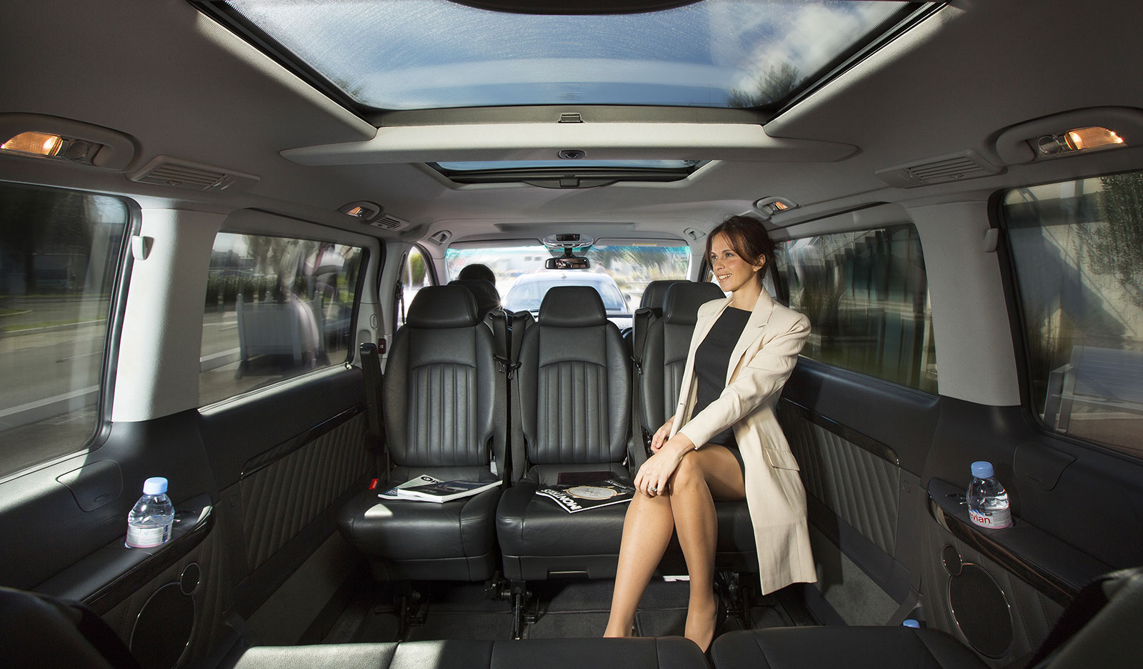 Kingdom Limousines Chauffeur service French Riviera 4 |
