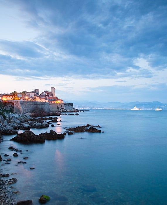 Private tour Antibes French Riviera