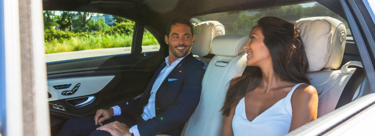 Chauffeur privé Antibes Juan les Pins | VTC haut de gamme
