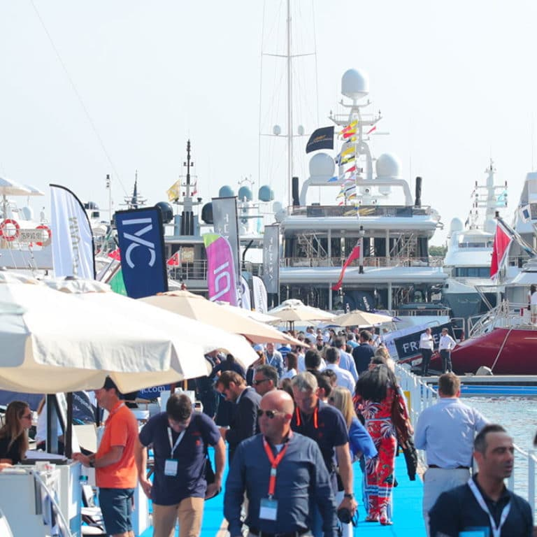 Cannes limo & transportation services yachting festival