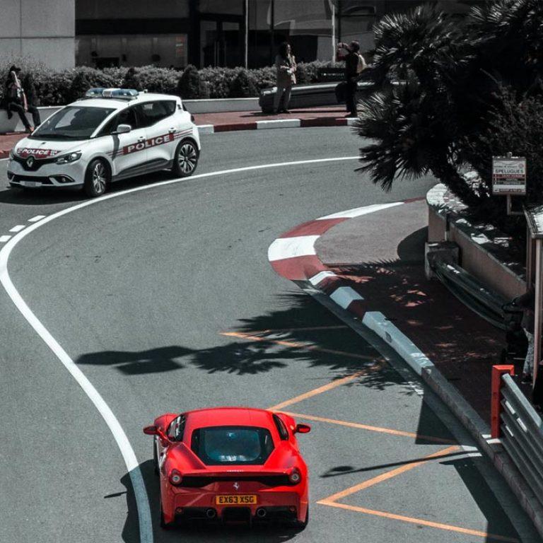 RVS Monte Carlo Chauffeur Service