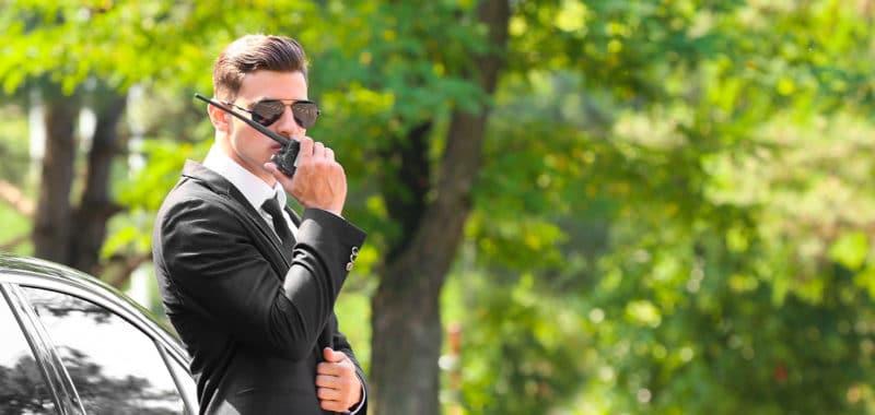 Secure Chauffeur Service | Bodyguard