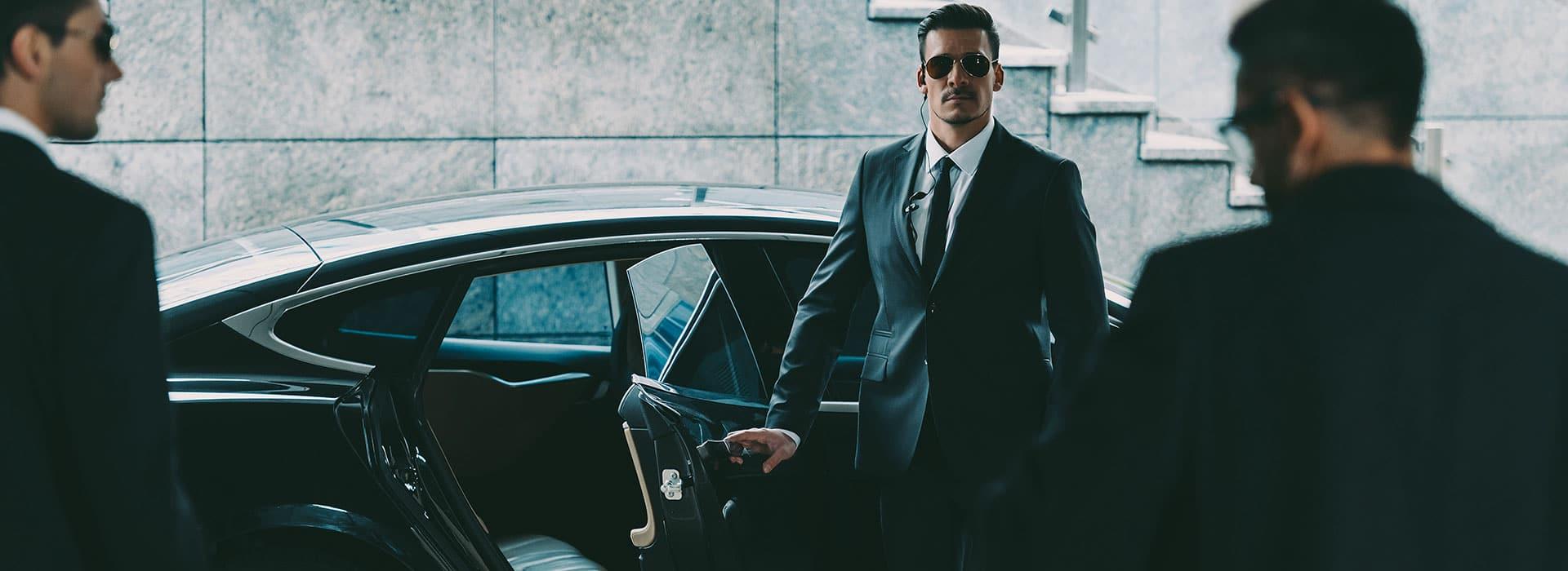 secure chauffeur service kingdom limousine 2  