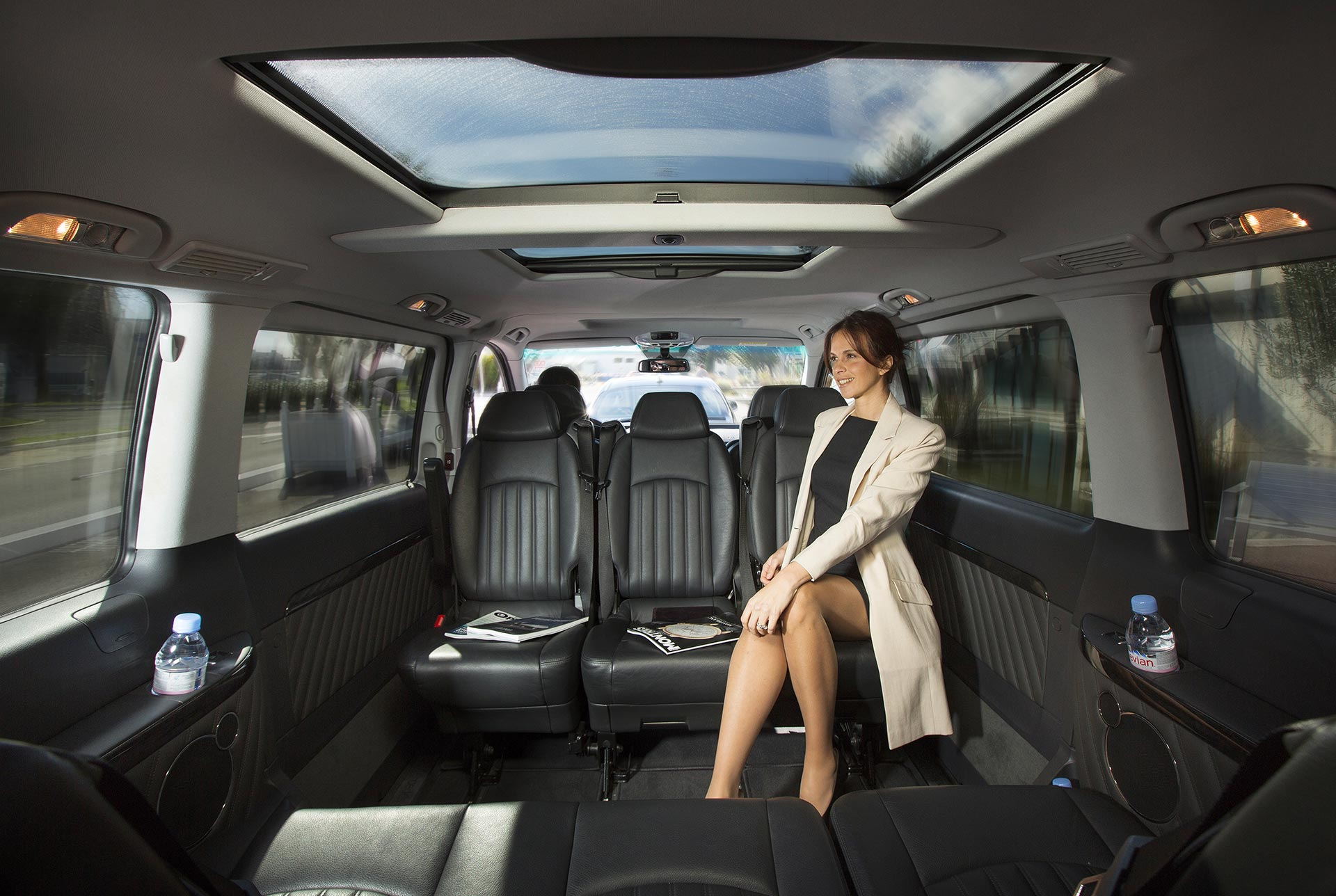 Kingdom Limousine | Chauffeured service French Riviera