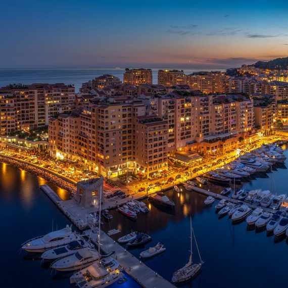 Your one stop guide to Monaco !!