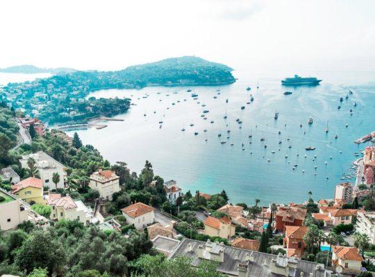 Villefranche sur mer France Points de vue  